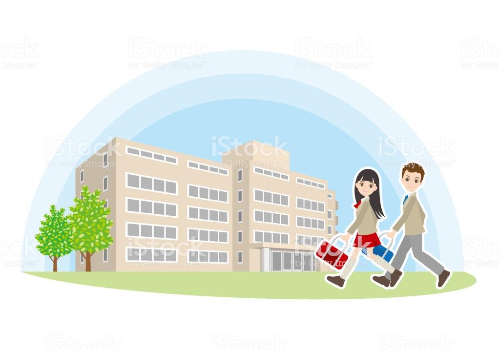 都内の高校受験について画像