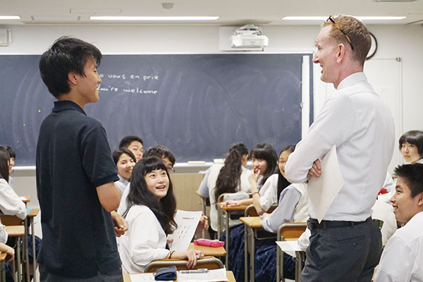 大学入試をふまえた都立高校の授業方針