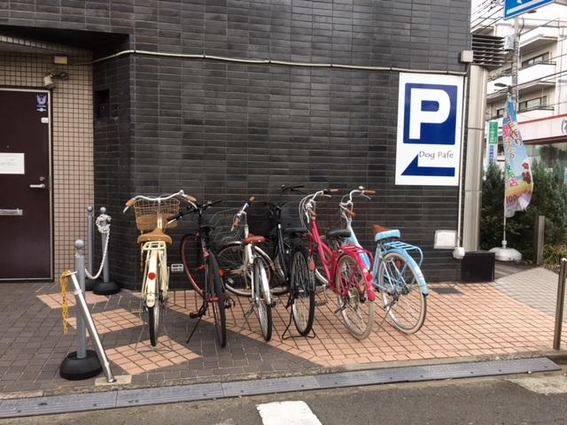 駐輪場について画像