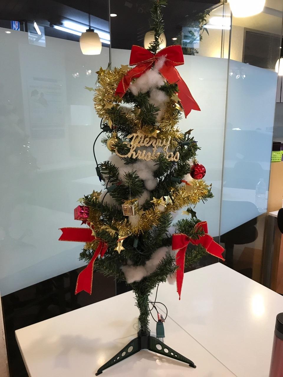 クリスマスの飾りつけ・・・その2