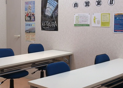 自習室の活用!!画像